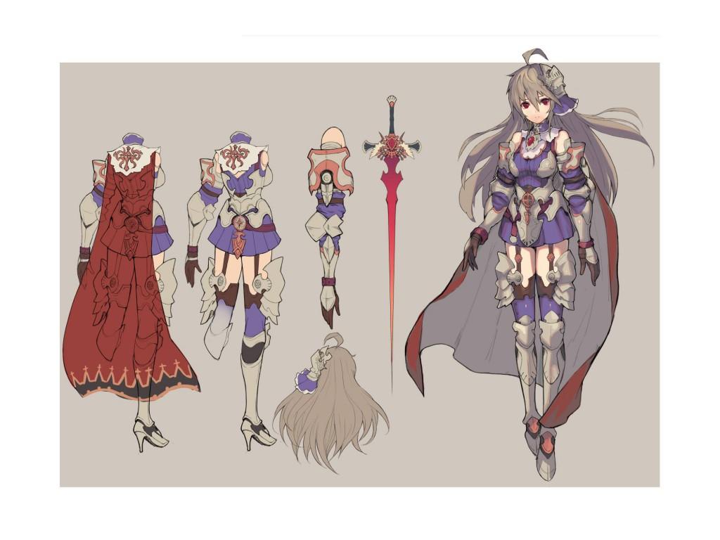 キャラクターモデリング Vol.1