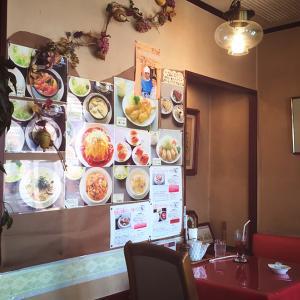 レストラン醍醐店内1
