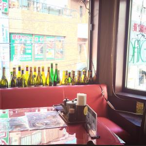 レストラン醍醐店内2