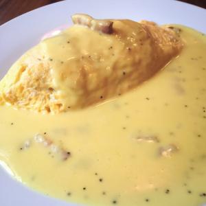 チーズクリームオムライス1