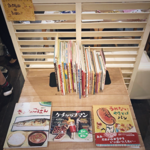 ムッチーズカフェ内装3