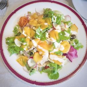 素敵なサラダ2